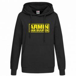 Женская толстовка Armin - FatLine