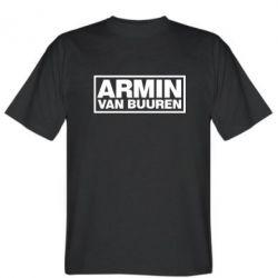 Мужская футболка Armin - FatLine