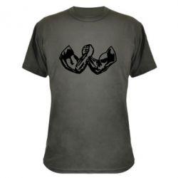 Камуфляжная футболка ArmSport - FatLine