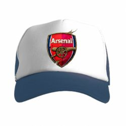 �����-������ Arsenal Art Logo - FatLine