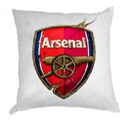 Подушка Arsenal Art Logo - FatLine
