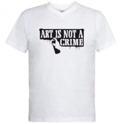 ������� ��������  � V-�������� ������� Art is not crime - FatLine