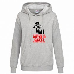 Женская толстовка Arturo Gatti - FatLine