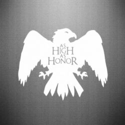 �������� As High As Honor