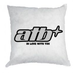 Подушка ATB In love with you - FatLine