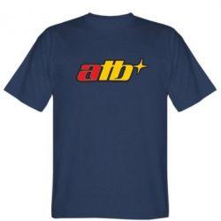 Мужская футболка ATB - FatLine
