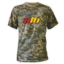 Камуфляжная футболка ATB - FatLine