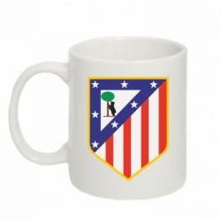 Кружка 320ml Atletico Madrid - FatLine