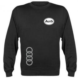 Реглан Audi Logo - FatLine