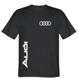 Мужская футболка Audi Sport - FatLine