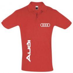 Футболка Поло Audi Sport - FatLine