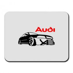 Коврик для мыши Audi Turbo - FatLine