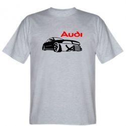 Мужская футболка Audi Turbo - FatLine