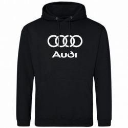 Толстовка Audi - FatLine