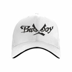 Кепка Bad Boy Logo - FatLine