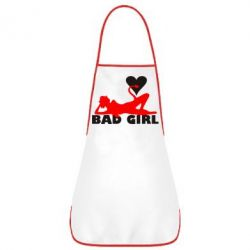 Фартуx Bad Girl - FatLine