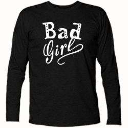 �������� � ������� ������� Bad Girl - FatLine