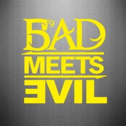 �������� Bad Meets Evil - FatLine