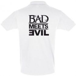 Футболка Поло Bad Meets Evil - FatLine