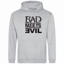 Толстовка Bad Meets Evil - FatLine