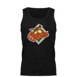 Мужская майка Baltimore Orioles - FatLine