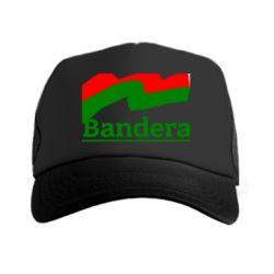 Кепка-тракер Bandera - FatLine