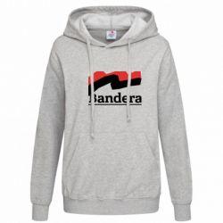 Женская толстовка Bandera