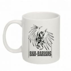 Кружка 320ml Bar Barians - FatLine