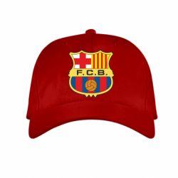 Детская кепка Barcelona - FatLine