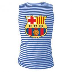 Майка-тельняшка Barcelona - FatLine