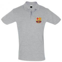 Футболка Поло Barcelona - FatLine