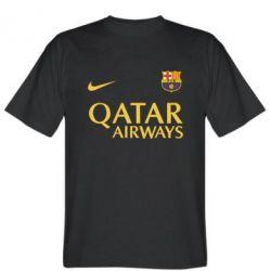 Мужская футболка Барселона - FatLine