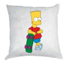 Подушка Bart Simpson - FatLine