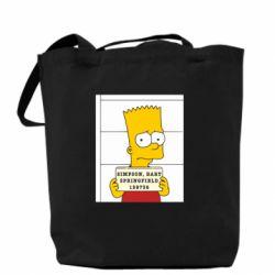 Сумка Барт в тюряге - FatLine