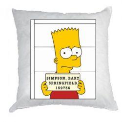 Подушка Барт в тюряге - FatLine