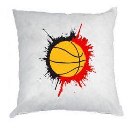 Подушка Баскетбольный мяч - FatLine