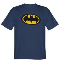 Мужская футболка Batman 3D - FatLine