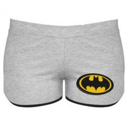 Женские шорты Batman 3D - FatLine