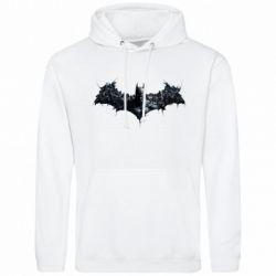 Мужская толстовка Batman Arkham Asylum - FatLine