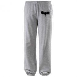 Штаны Batman cracks - FatLine