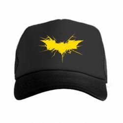 Кепка-тракер Batman cracks - FatLine