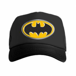 �����-������ Batman Gold Logo - FatLine