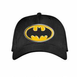 Детская кепка Batman Gold Logo - FatLine