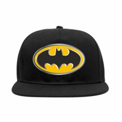 ������� Batman Gold Logo - FatLine