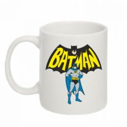 Кружка 320ml Batman Hero - FatLine