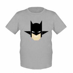 """Детская футболка Batman """"Minimalism"""" - FatLine"""