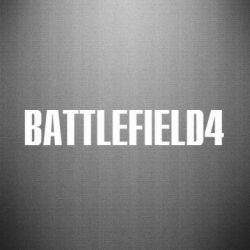 Наклейка Battlefield 4 - FatLine