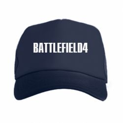 Кепка-тракер Battlefield 4 - FatLine