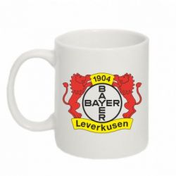 Кружка 320ml Bayer Leverkusen - FatLine