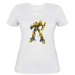 Женская футболка Bumblebee - FatLine